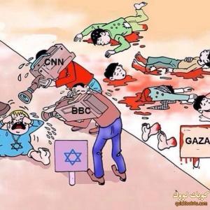 Vakarų žiniasklaidos šališkumas