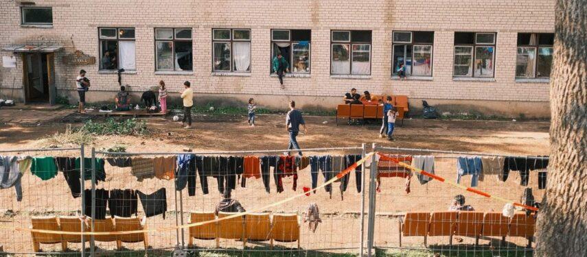Už žmonišką elgesį su migrantais – ir su mumis visais